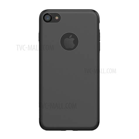 Baseus Mystery For Iphone 7 8 baseus mystery matte tpu cover for iphone 7 4 7 built in magnetic iron sheet black tvc