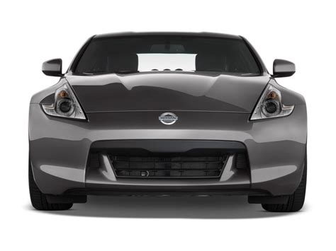 Auto Front by Image 2009 Nissan 370z 2 Door Coupe Auto Front Exterior