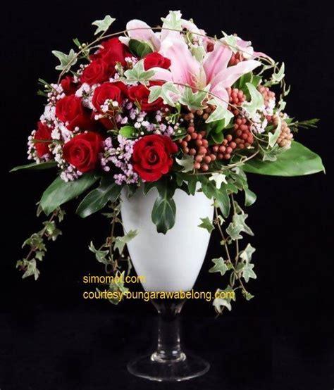 desain bunga segar membuat rangkaian bunga segar sederhana 14 si momot