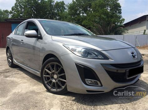 2011 mazda 3 type mazda 3 2011 gl 2 0 in johor automatic sedan grey for rm