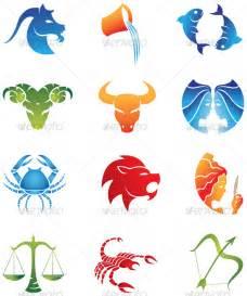 zodiac signs graphicriver
