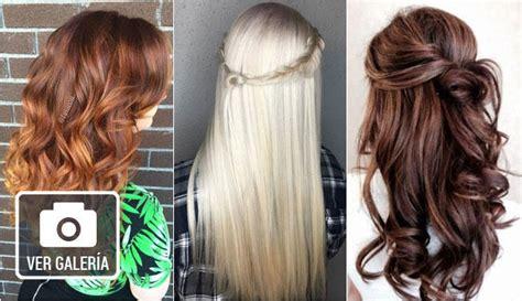 color de pelo otono invierno 2016 moda cabello 2017 color