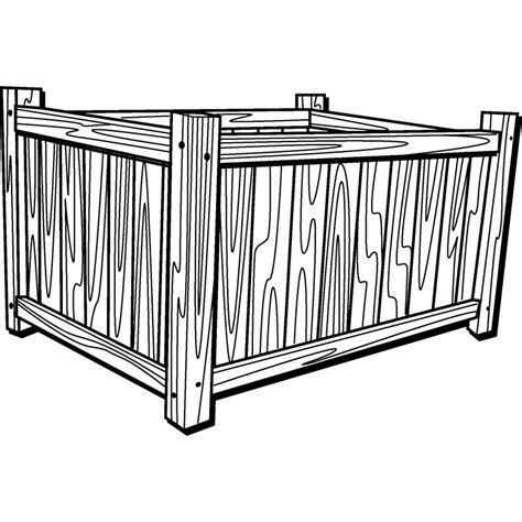 Bunnings Planter Boxes by Versaille Wooden Planter Box 440x410mm Bunnings Warehouse