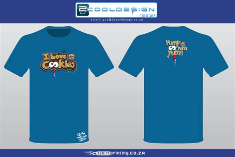t shirt layout sle cool tshirt design by guy tasker i love cookies