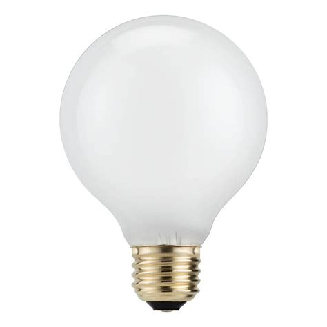Lu Philips 40 Watt philips 40 watt equivalent g25 halogen white decorative