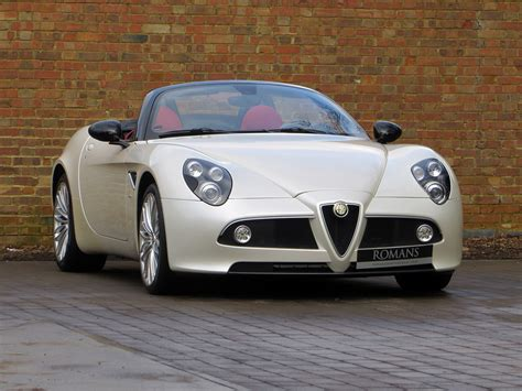 Alfa Romeo Buy by 2010 Alfa Romeo 8c Spider For Sale Buy Aircrafts