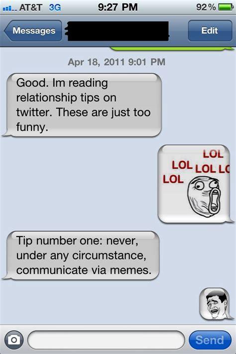 Memes For Texting - meme texting
