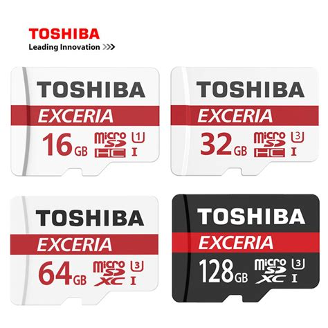 Memory Card 64gb toshiba memory card 128gb 64gb 32gb 16gb micro sd card class10 uhs 3 max 90mb s flash card