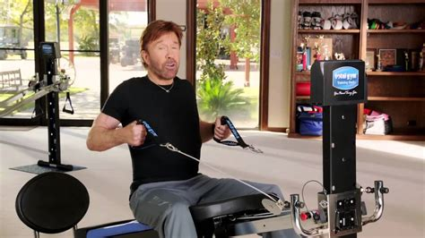 chuck norris tricep workouts with the total