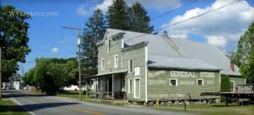 hillsboro store stands along us 219 west virginia explorer