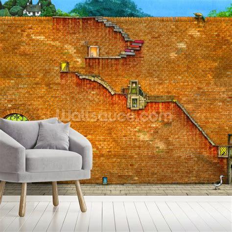 long    top wall mural wallsauce uk