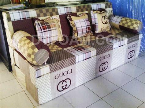 Sofa Bed Inoac Jakarta sofa bed inoac gucci coklat muda dtfoam