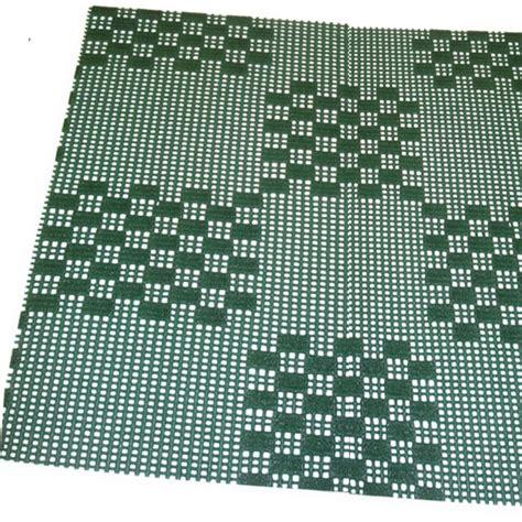 Annex Mat by Annex Floor Matting Green 2 5m X 4 0m Caravan Rubber
