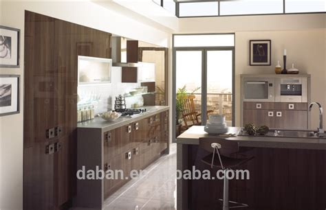 Kitchen Cabinets Cream Color Lacquer Kitchen Cabinet Pantry Design High Gloss Grey
