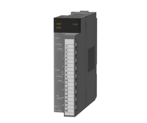 Mitsubishi Plc Q64da plc mro stop technology