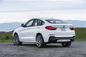 Bmw X4 Review 2016 Bmw X4 M40i Drive Review Motor Trend