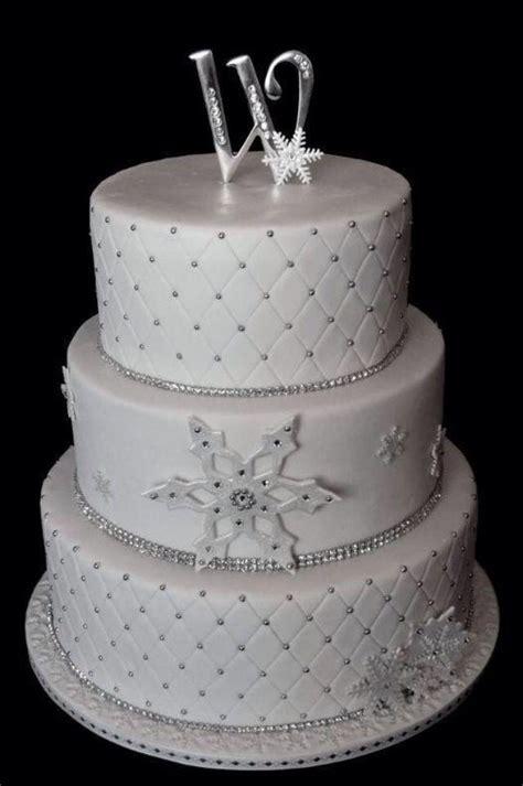 Hochzeitstorte Winter by Mariage D Hiver G 226 Teau De Mariage D Hiver 2063958