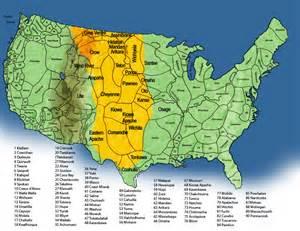 1700 american tribal