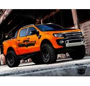 New Ford Ranger Wildtrak Pictures Wildtrack Tuning