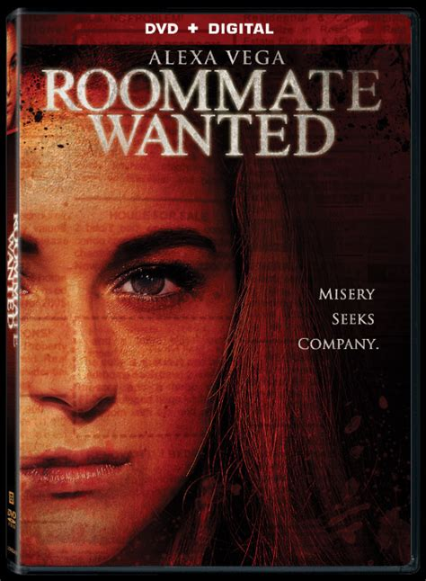 room mate wanted roommate wanted for dvd dread central
