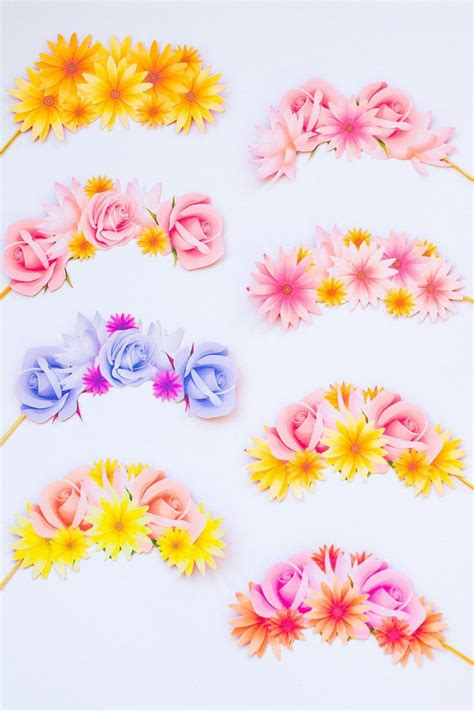 Flower Crown Photo Booth