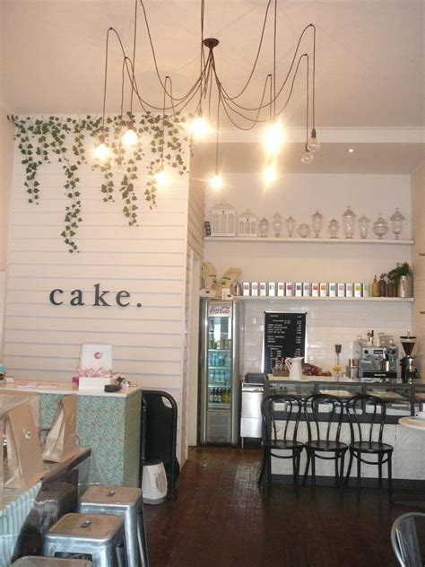 4 decor ideas stolen from hipster cafes home decor quot cake quot chairs organized shelves bakery
