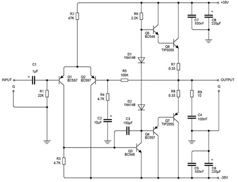 transistor guitar lifier circuit 3 transistor fuzz schematic 3 get free image about wiring diagram