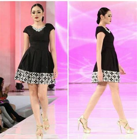 Baju Simple Murah Romeo Black Ak Baju Muslim 1000 images about model dress batik modern terbaru