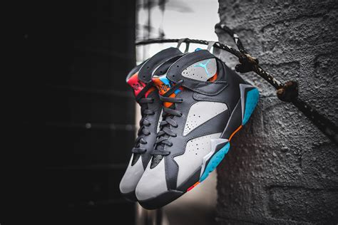 Air 7 Retro Barcelona Day a closer look at the air 7 retro quot barcelona days quot hypebeast