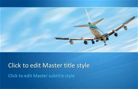 Free Airport Ppt Templates Ppt Template Airport Powerpoint Template