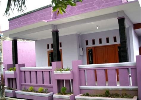 curan cat untuk membuat warna ungu 5 kombinasi warna cat rumah minimalis yang bagus