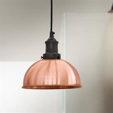 copper dome pendant light 50 best images about house extension ideas on