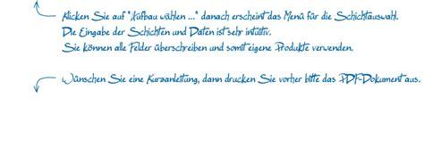U Wert Decke Gegen Unbeheizt by U Wert Rechner Gonon Isolation Ag Sa
