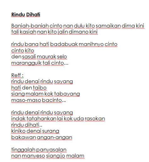 download lagu hati terlatih download lagu minang lirik lagu minang rayola rindu di hati
