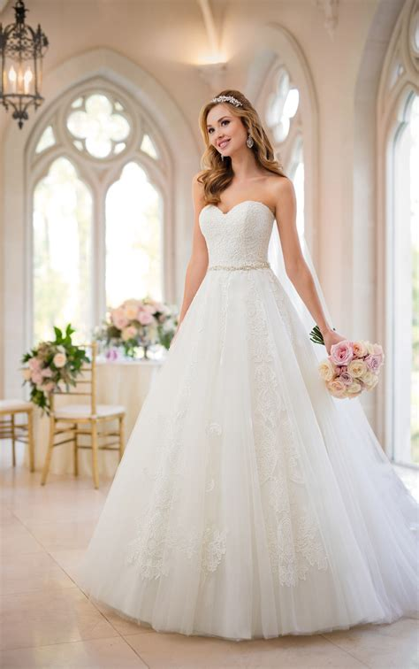 Wedding Dress by Princess Wedding Dresses Organza Princess Wedding Dress