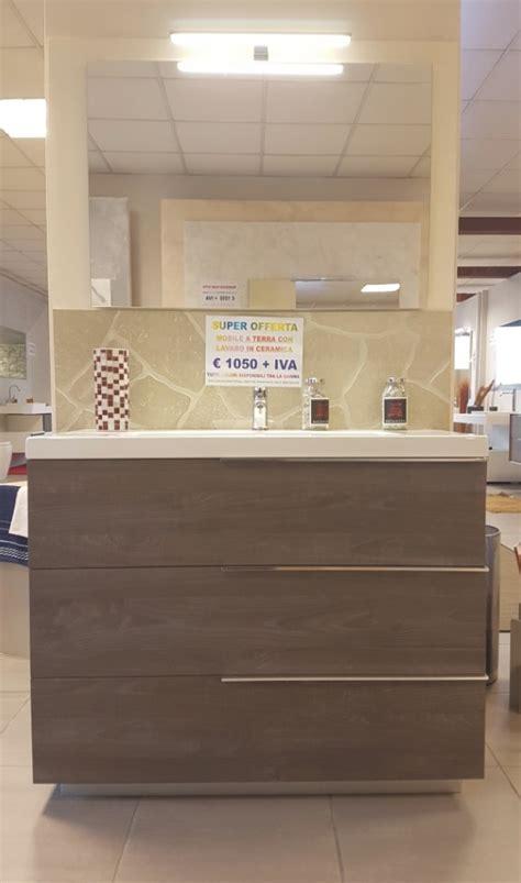 mobile bagno offerta offerta mobile bagno monoblocco a terra outlet bagno