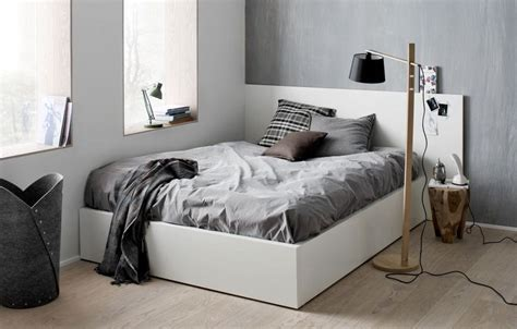 scandinavian style bedroom deco trending