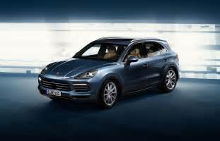 What Is The Price Of Porsche Cayenne New Porsche Cayenne Is Here For 2018 By Car Magazine