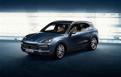 porsche car new porsche cayenne is here for 2018 by car magazine