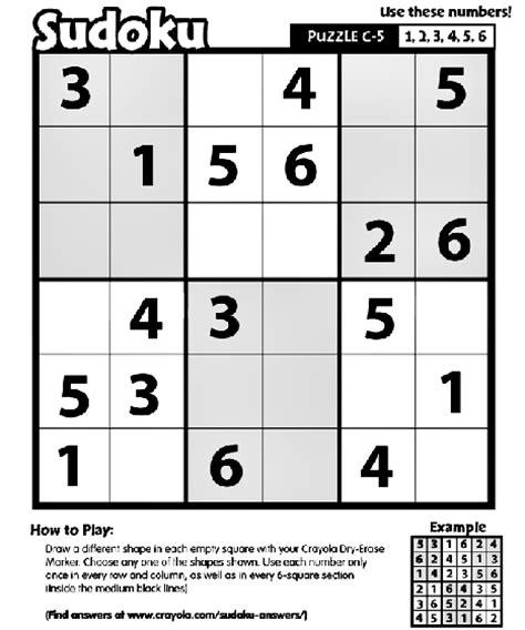 free printable kingdom sudoku sudoku c 5 coloring page crayola com