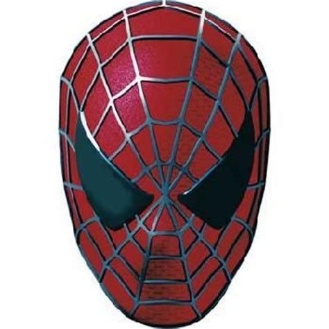 printable mask of spiderman spiderman mask print out mnji pinterest
