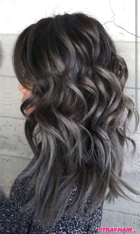 wave on gray hair the 25 best gray hair colors ideas on pinterest which