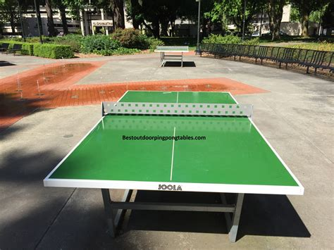 best outdoor ping pong table portland oregon outdoor ping pong tables