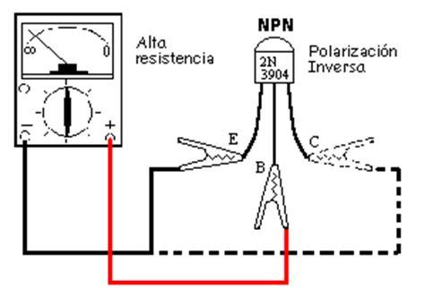 transistor darlington como probar electricidad y eletronica 2