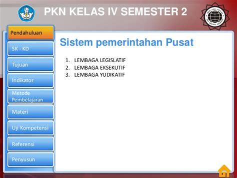 Pkn Sd Kelas 6 rangkuman materi pkn kelas 6 sd semester 1 dan 2