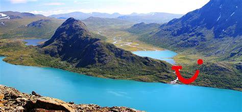 fjord zweden 11 daagse rondreis diepe fjorden hoge bergen noorwegen