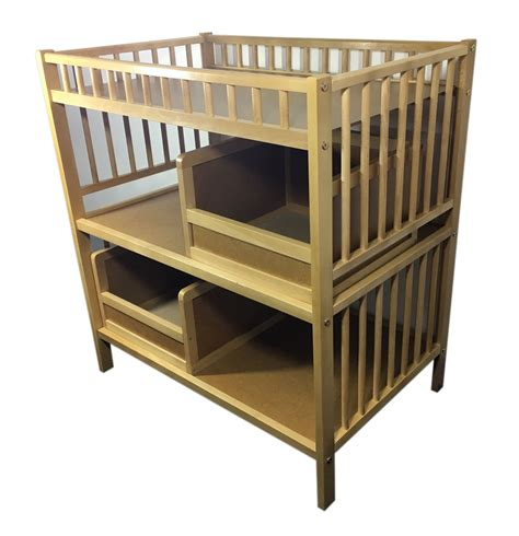 Portable Dresser Drawers Baby Changing Beech Wood Dresser With 2 Portable Drawers