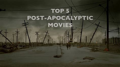 best post apocalyptic top 5 post apocalyptic