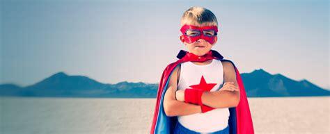 Kids Play Room Be Your Own Hero Superhero Academy