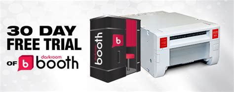 free 30 day free trial of darkroom booth with mitsubishi